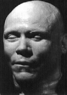 [Deathmask of William Burke]