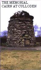Memorial Cairn at Culloden