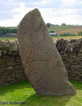 [Pictish Stone]