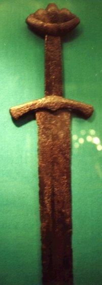 [Viking sword]