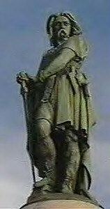 [Statue of Vercingetorix]