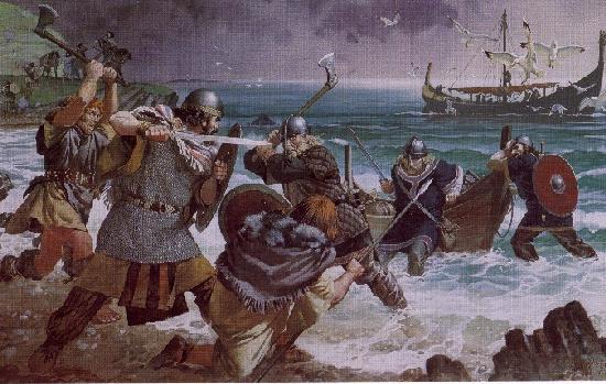 [Irish vs Vikings]