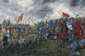 [Battle of the 2ns Scottish Wars]