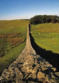 [section og Hadrian's Wall]
