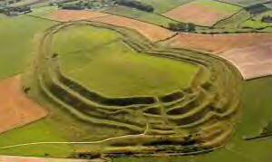 [Maiden Castle @ Dorset]