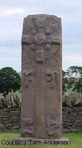 [Pictish Cross]