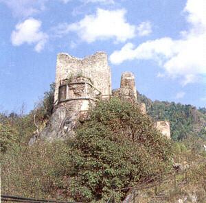 [Poenari Castle]