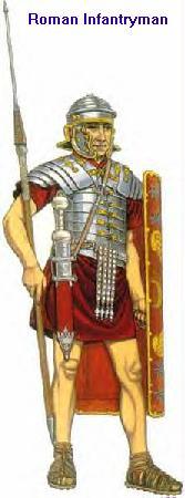 [Roman Infantryman]