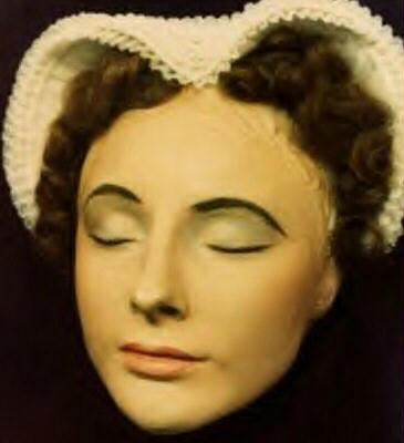 Mary's Death Mask